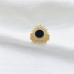 "Bague ""Alyson Black"""
