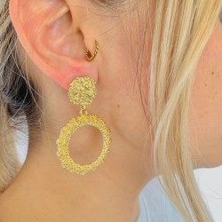 "Boucles d'oreilles ""Cassandra"""