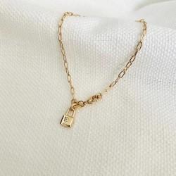 """Bracelet """"Love Lock"""""""