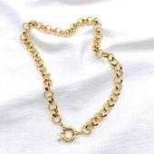 COLLIERS GROSSES MAILLES// Ils ne sont pas juste beaux! Ils ne sont pas juste «dorés», ils sont en plaqué or 3 microns, ils résistent à la vie! /OXANA, TAMARA & ROMY/ Disponibles sur l'Eshop . . . . . . .  #latelierdubijoutier #latelier_du_bijoutier #jewels #bijoux #plaqueor #goldplated #silver #argent #fashion #mode #style #bijouxpourlavie #instagram #photography #followus #france #love #instapic #instadaily #like #follow #igers #ig #instaphoto #suiveznous #bijouxquiresistentalavie