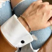 •SIMPLICITÉ• et finesse, le bracelet FRAN est à nouveau en stock. Profitez du code LATELIER20 valable jusqu'à ce soir minuit uniquement! . . . .  #latelierdubijoutier #latelier_du_bijoutier #jewels #bijoux #plaqueor #goldplated #mode #instagood #instapic #instafashion #hotinstock