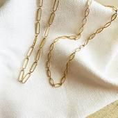 •MAILLES• Qu'elles sont jolies LILY & AMBER Et si on y accrochait un joli charm? . . ... To be continued... . . . #latelierdubijoutier #latelier_du_bijoutier #jewels #bijoux #plaqueor #goldplated #style #maille #instapic #instagood
