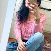 •ON VOUS DIT TOUT• @brune.b.b ses bijoux, nos bijoux, ce qu'elle porte 😉  La Bague JACKIE bien sûr, le bracelet VIVIANE bien évidemment! Mais aussi: les bagues ABBY, ALYSON, OANELL, les colliers RACHEL, CONSTELLATION et MAIA ✨ Et vous savez quoi? Ils sont tous dispos sur l'Eshop 🦋  #collection #latelierdubijoutier #latelier_du_bijoutier #instajewelery #bijoux #jewels #instastyle #instafashion #instagood #french #influencer #wonderwoman #fashion #style